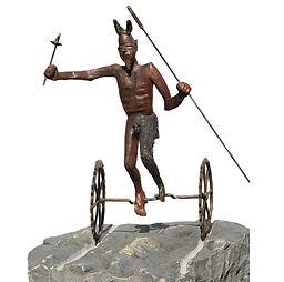 Skulptur, Des Teufels Karrstrase