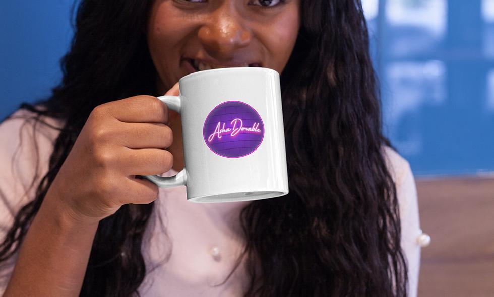 AshaDorable Muggy Mug