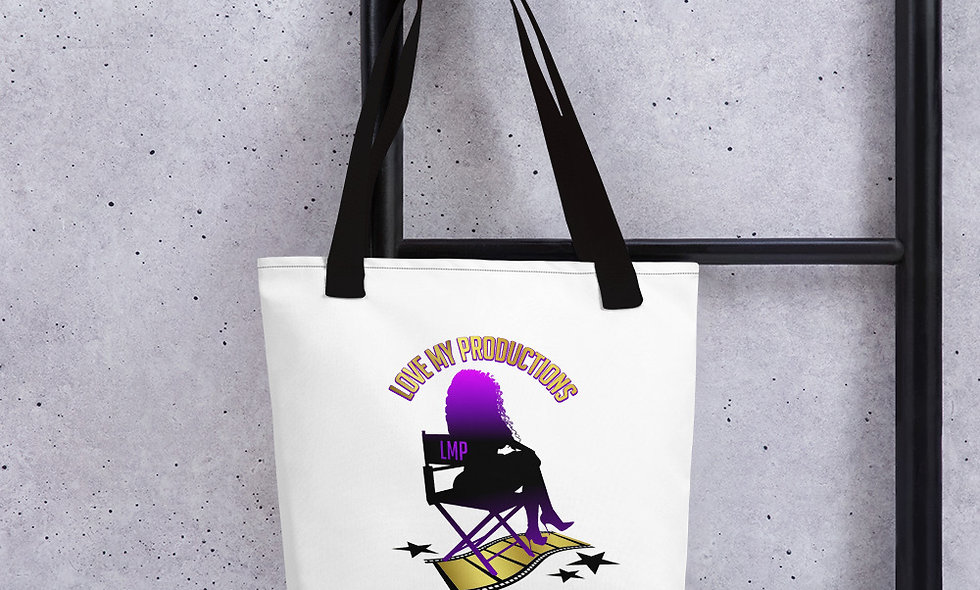 Classy Love My Productions Tote Bag