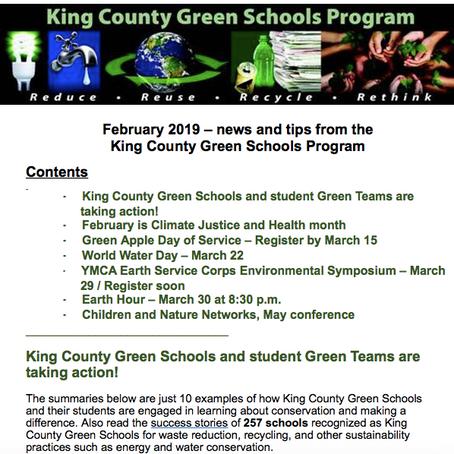 King County Green Schools Program