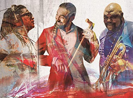 "Alexander Abreu, Mayito Rivera & Alain Perez rendent hommage à l'orchestre ""Son 14""."
