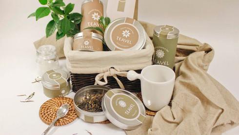 Teavel Tea Package