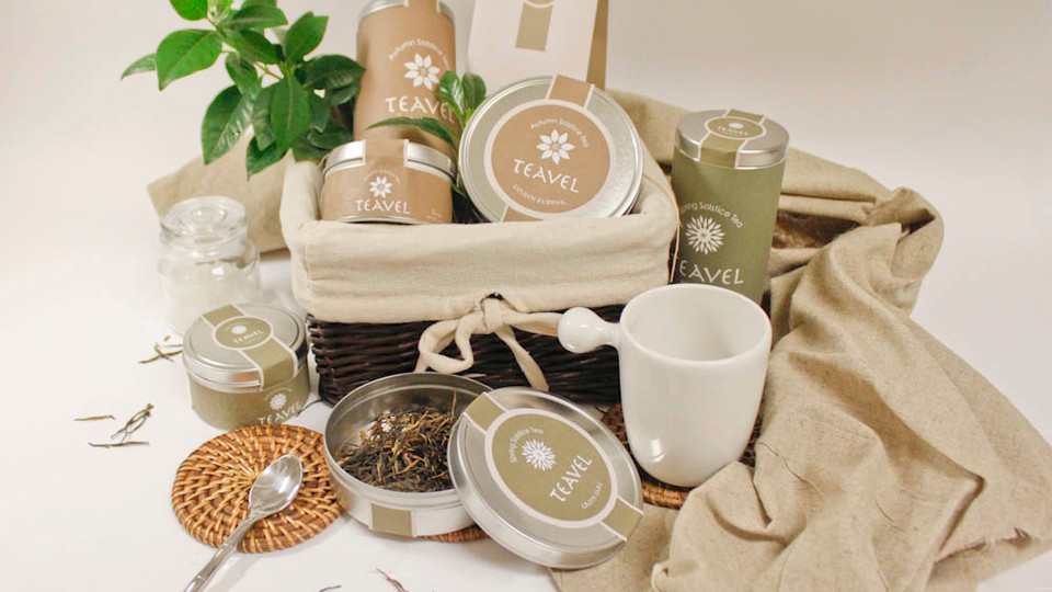 Teavel Tea Package