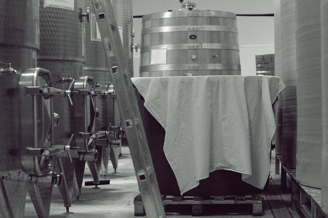 Wine tanks