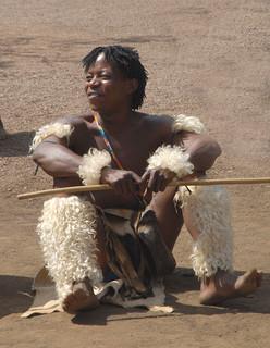 Dancer Zulu