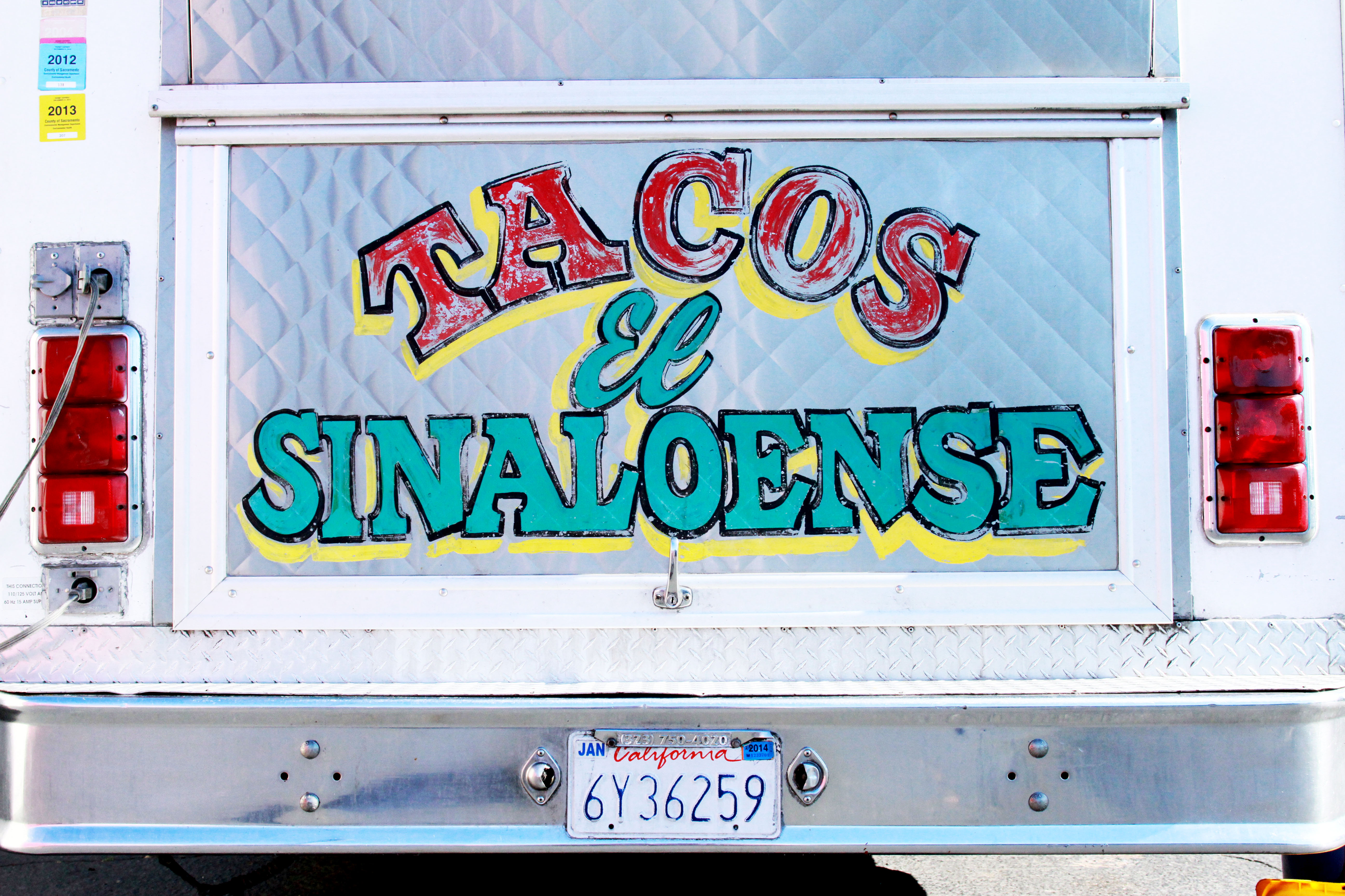 Tacos Sinaloense, Sacramento, CA