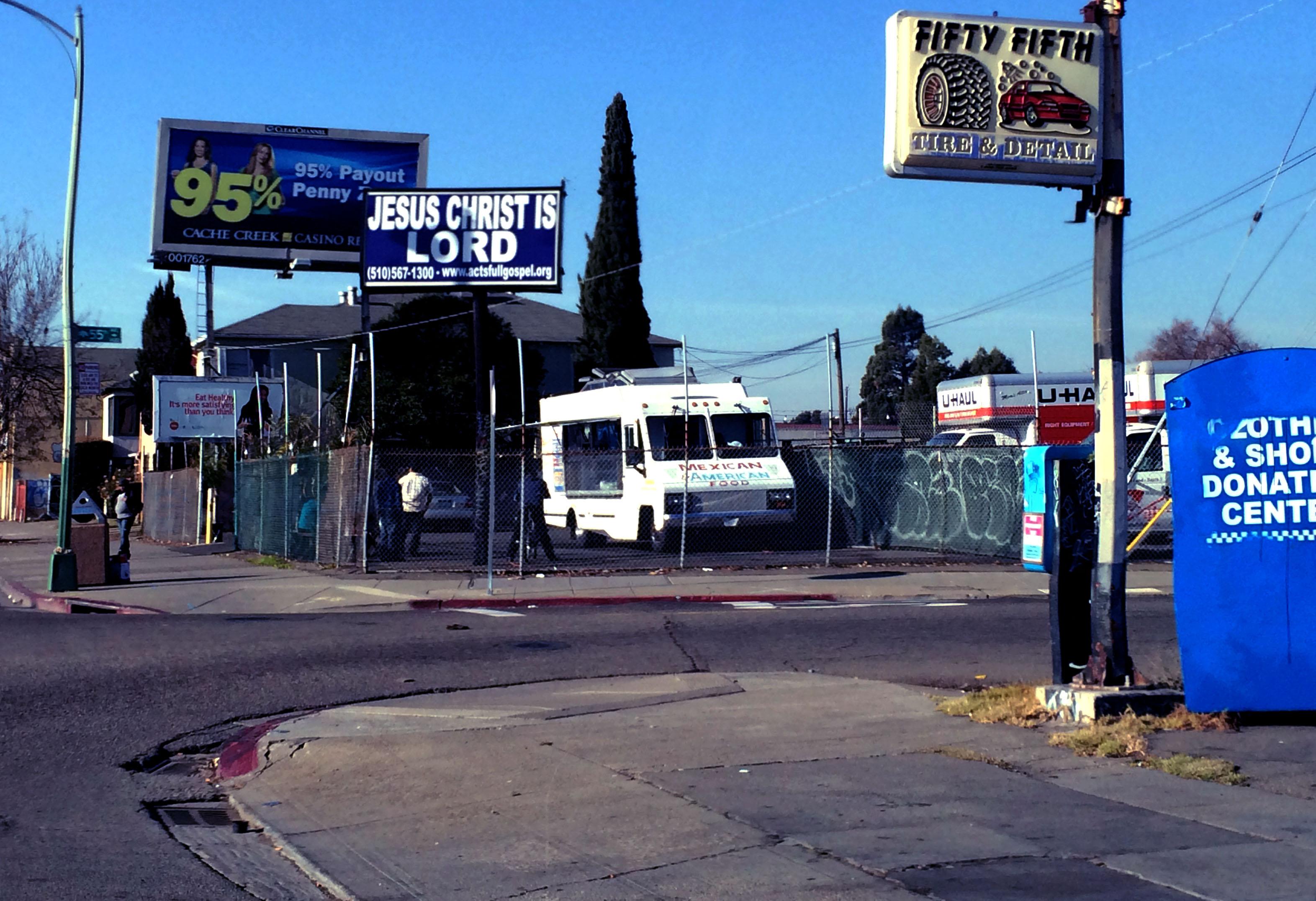 Tacos, Oakland, California