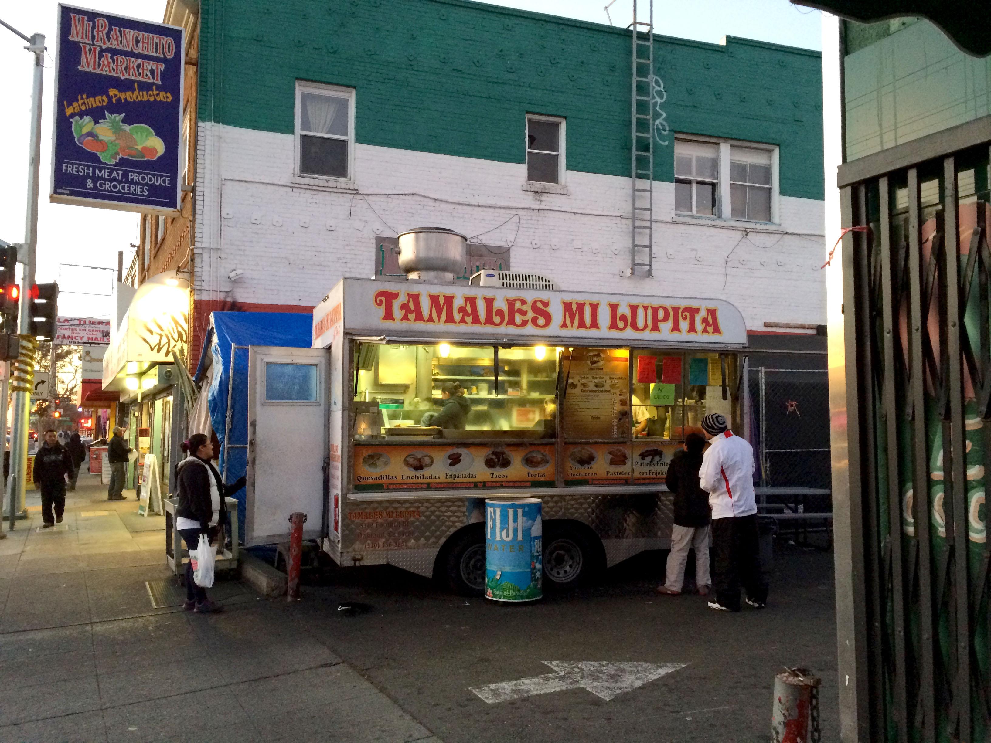 Tamales Mi Lupita, Oakland, CA