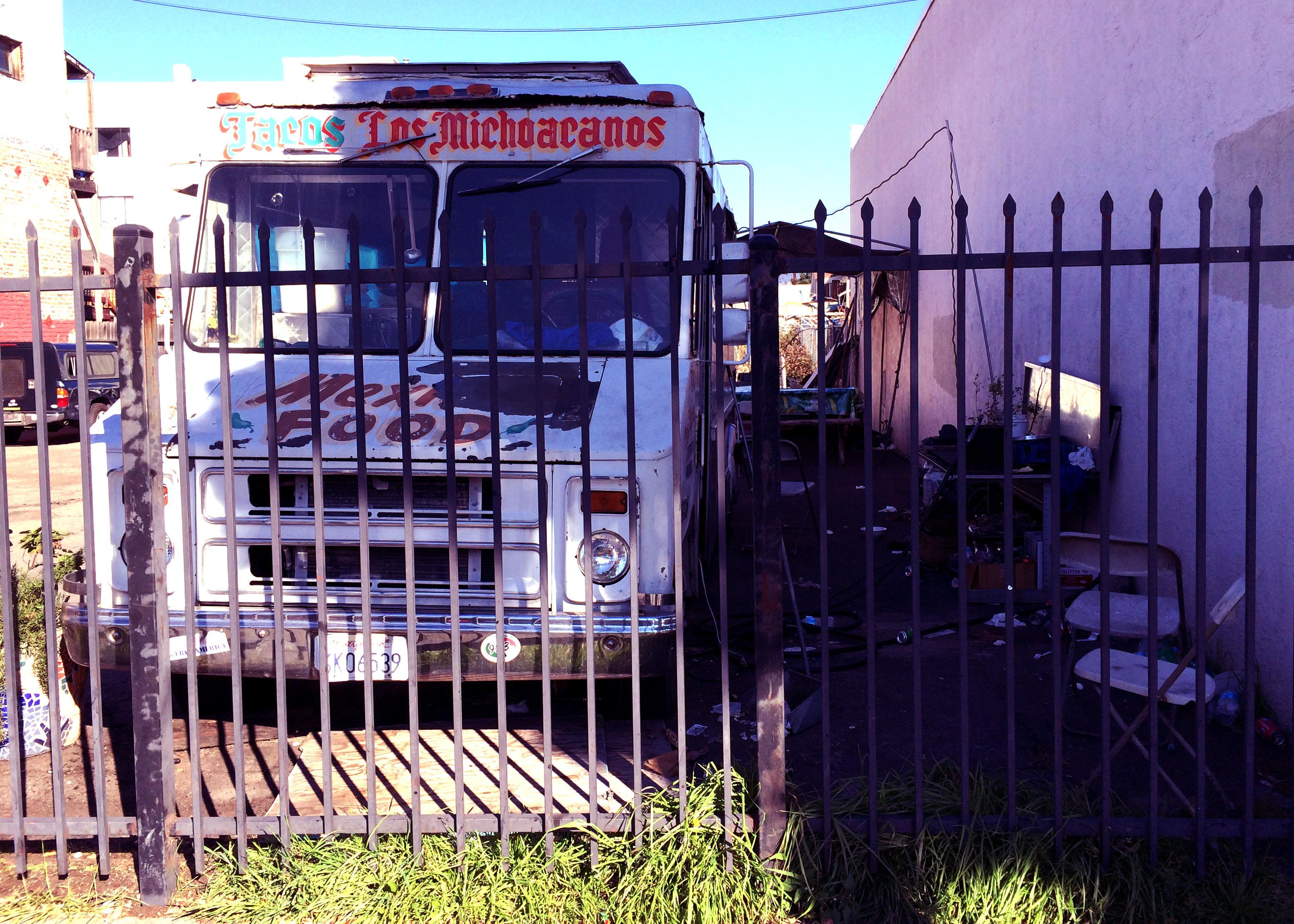 Los Michoacanos, Oakland, CA