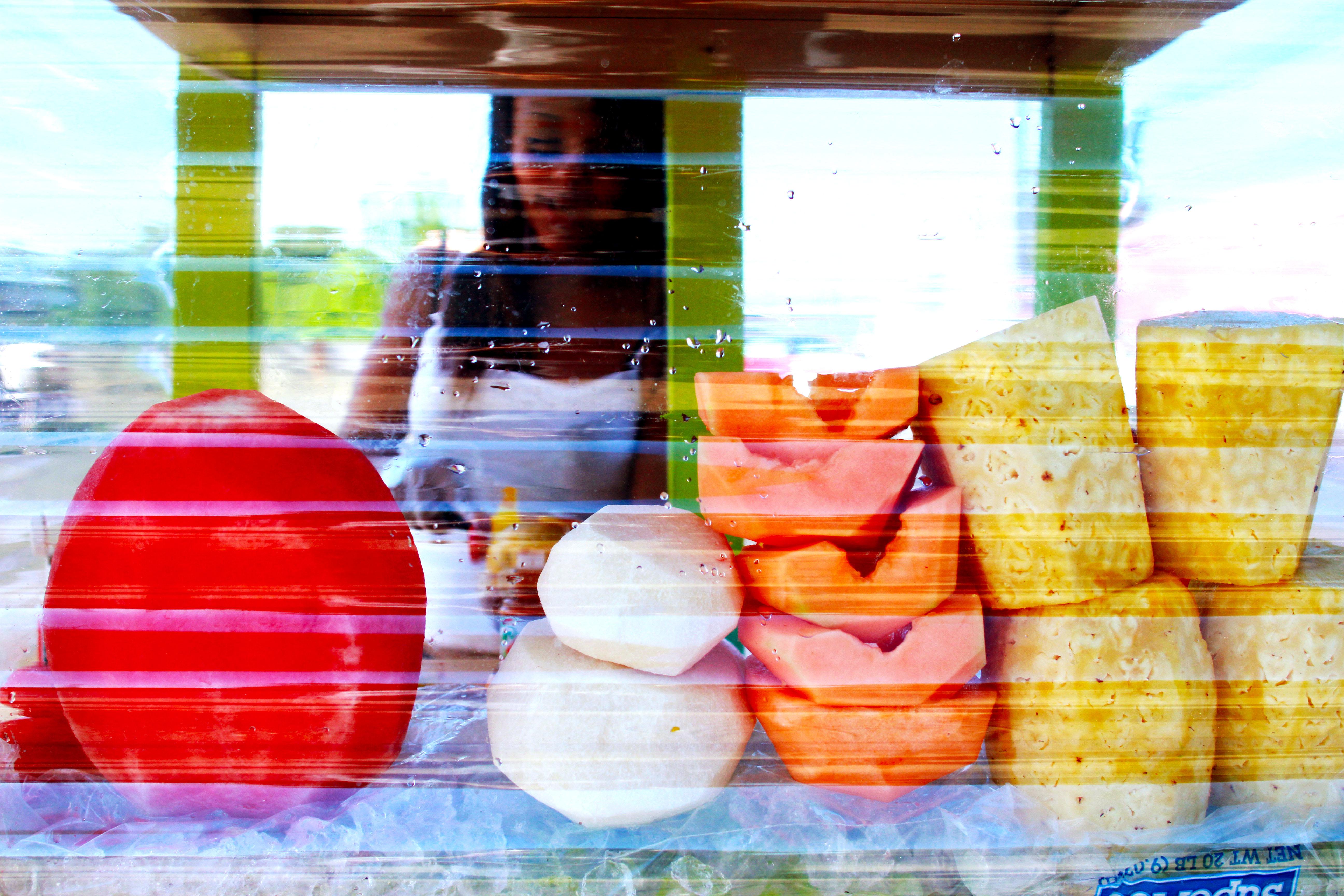 Fruitstand, Sacramento