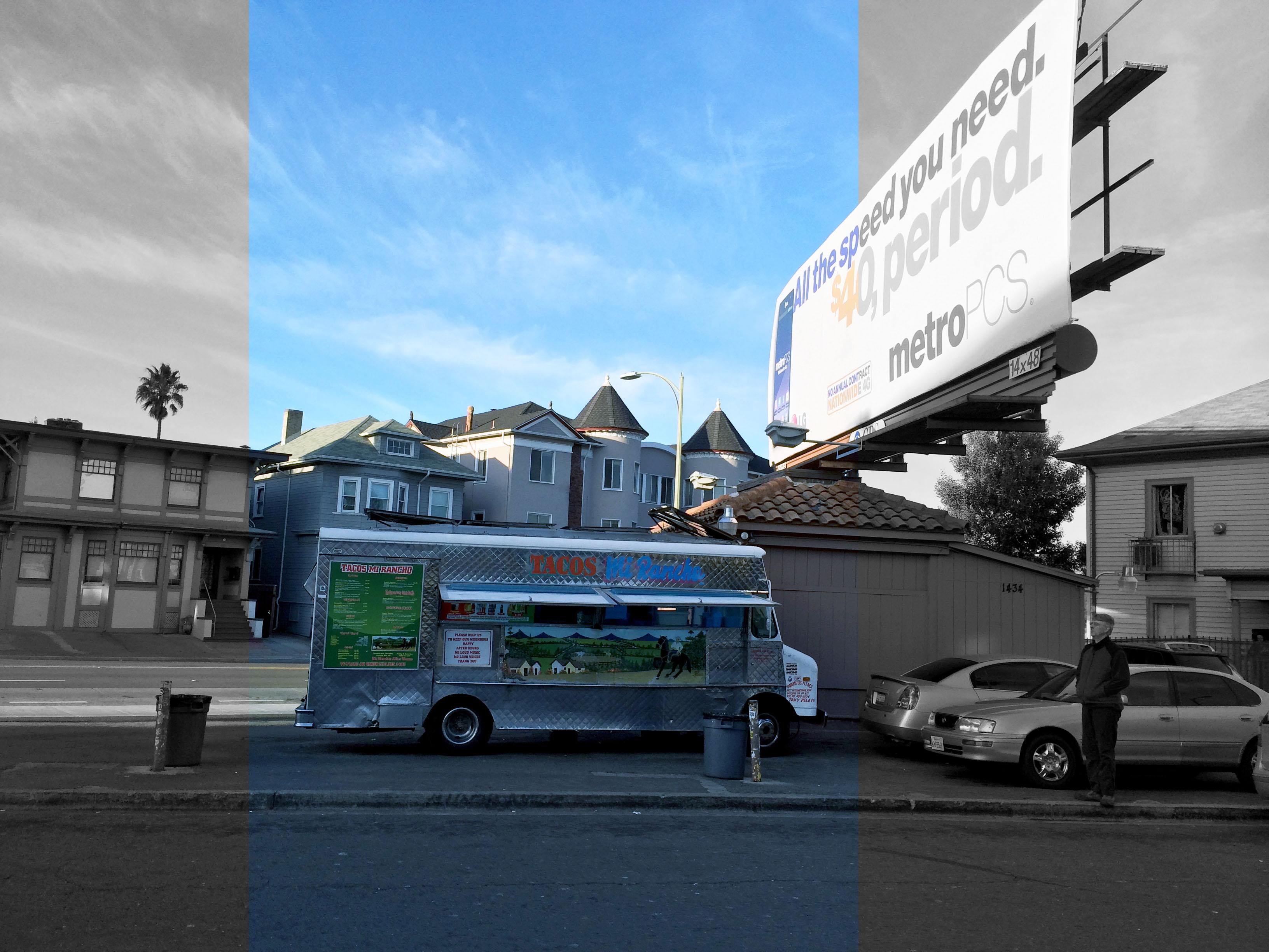 Tacos Mi Rancho, Oakland, CA