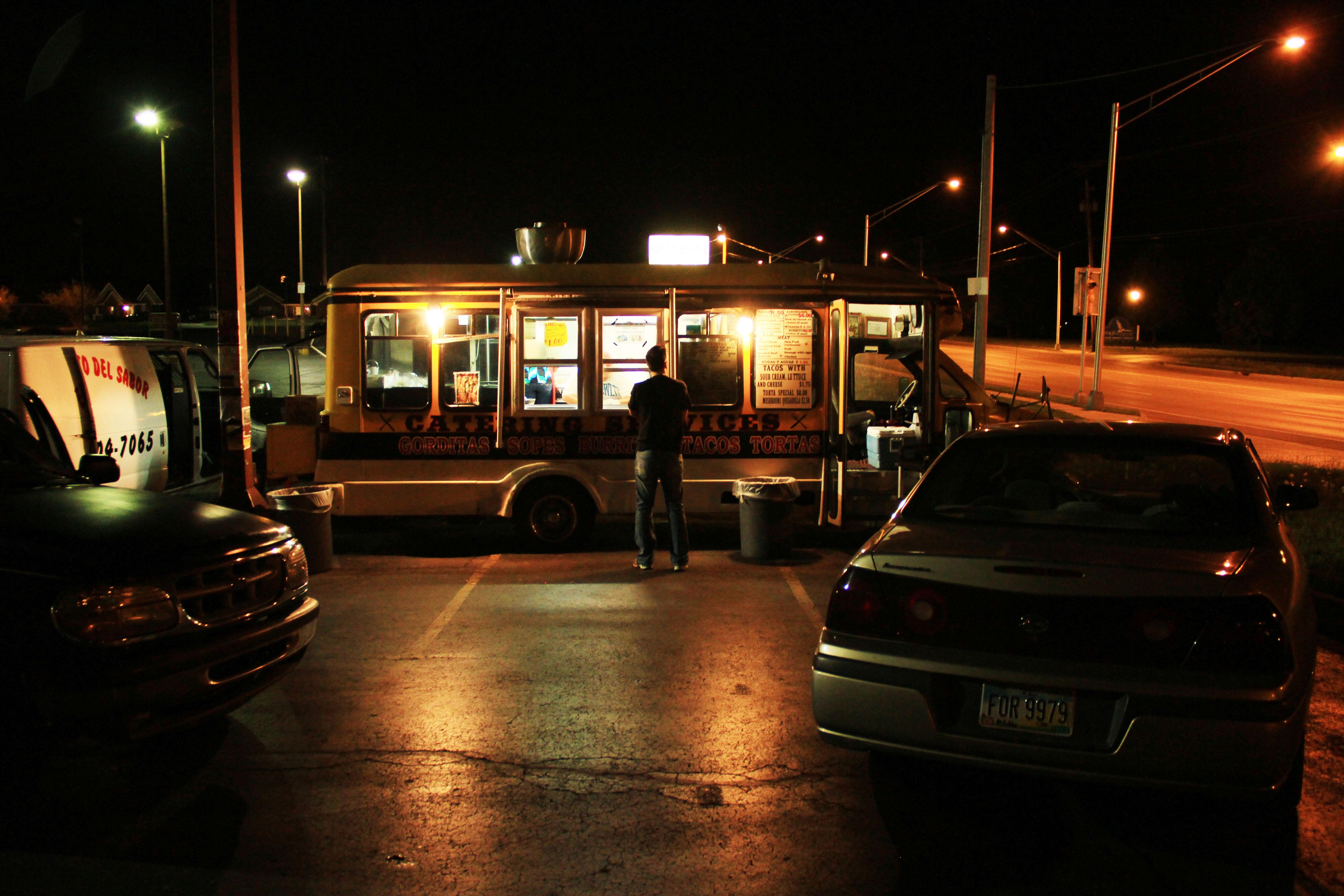 Camioncito de Sabor, Columbus, Ohio