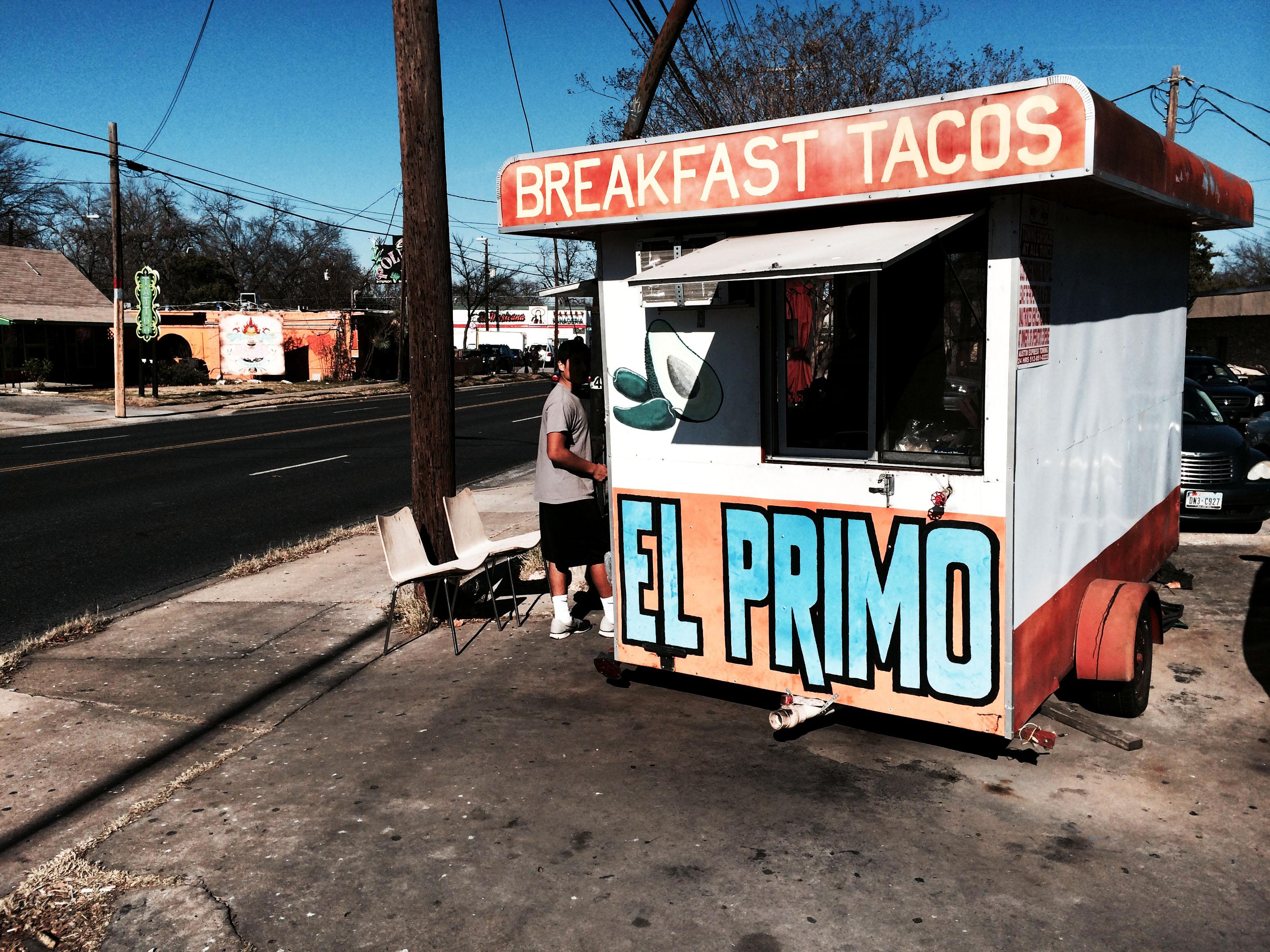 El Primo, Austin, Texas