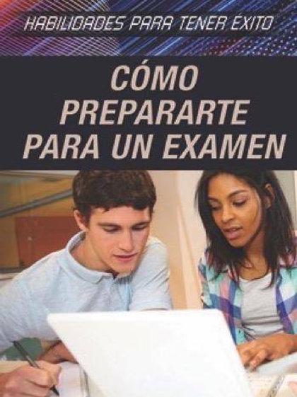 Cómo Prepararme para un Exámen