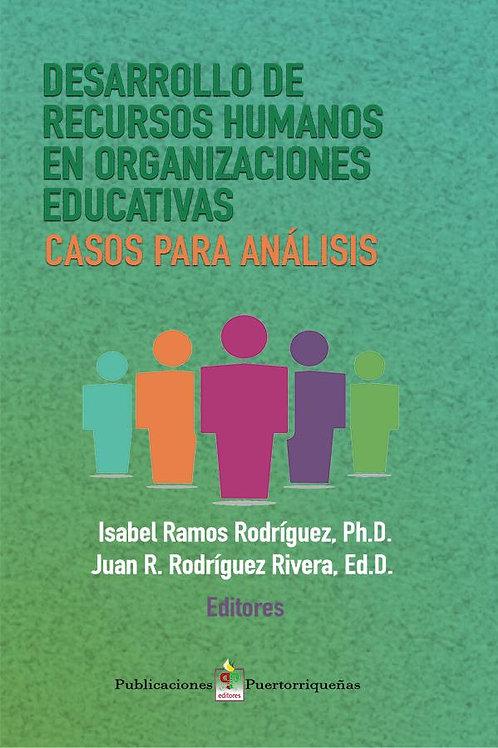 Desarrollo de recursos humanos en organizaciones educativas