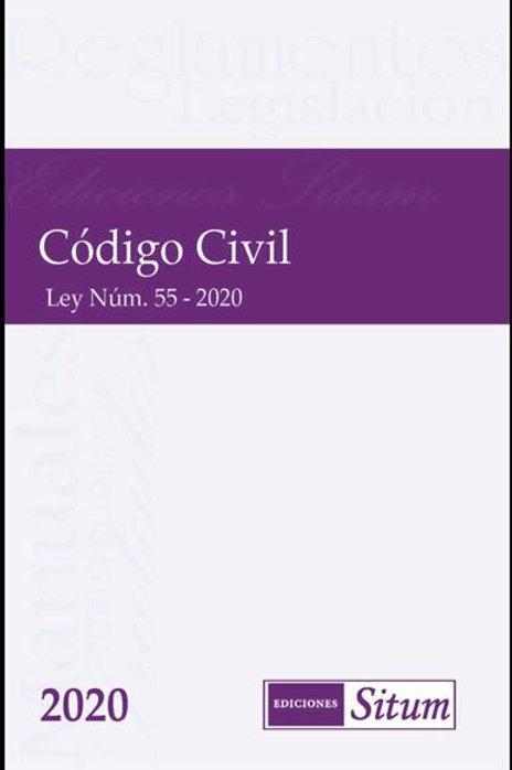 Codigo Civil de Puerto Rico 2020