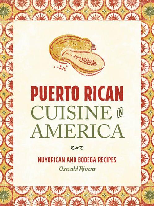 Puerto Rican Cuisine in America