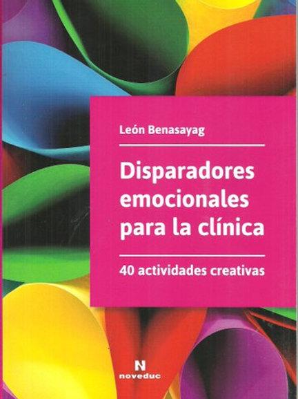 Disparadores emocionales para la clinica - 40 Actividades Creativas