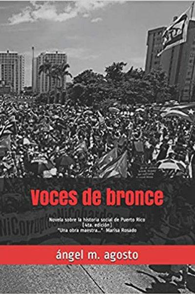 VOCES DE BRONCE
