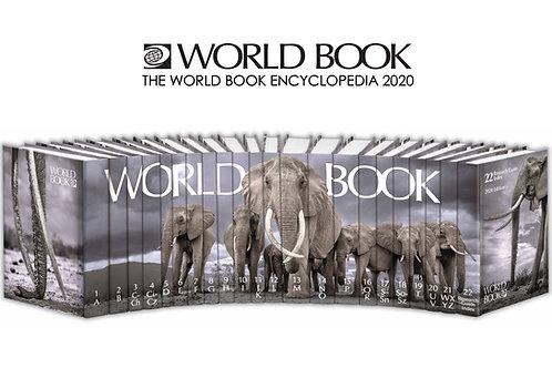 World Book Encyclopedia 2020