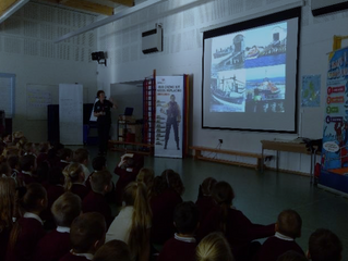 Year 2 have RNLI assembly