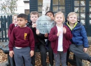 Inclusion Award for Hamstel Infant School & Nursery