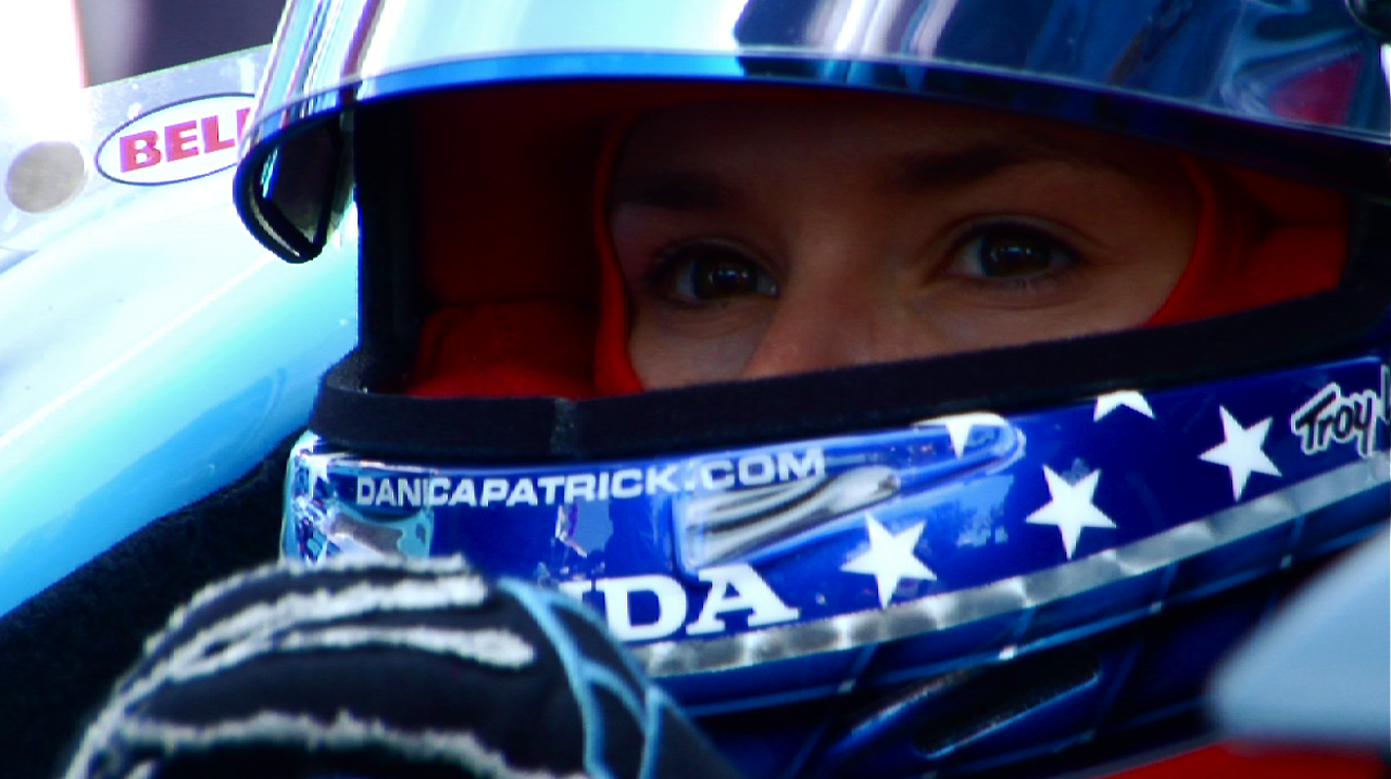 Danica's eyes