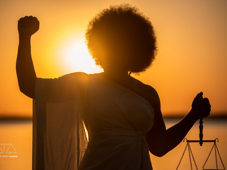 Pardon My What?!? Absolution, Racial Bias, and Justice Reform with Tammy Allison, Esq.