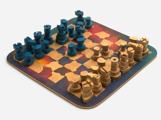 The Chessboard Jigsaw