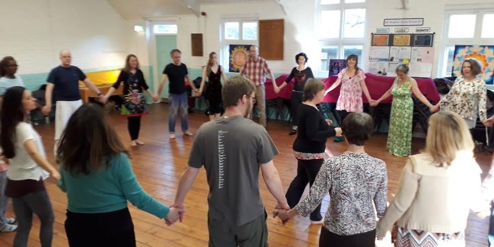 Free Vital Danza Tester Session Upper Beeding