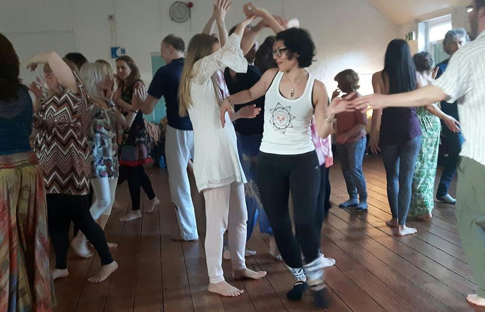 Vitaldanza dancers