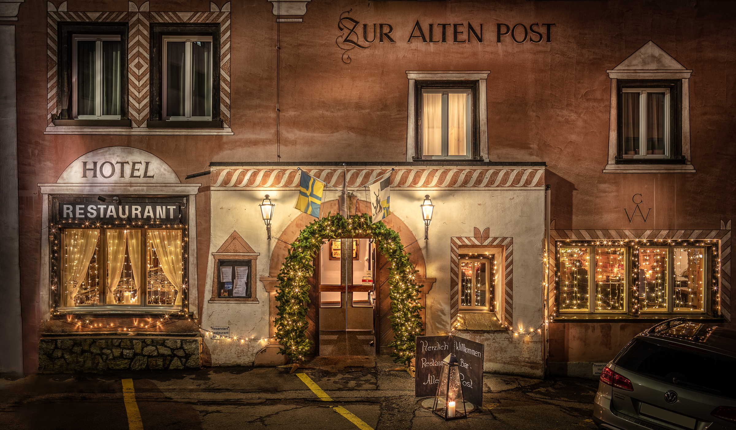 Restaurant & Bar Alte Post
