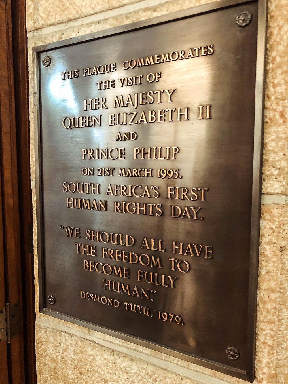 Archbishop Desmond Tutu's legacy still lives large in St. George's