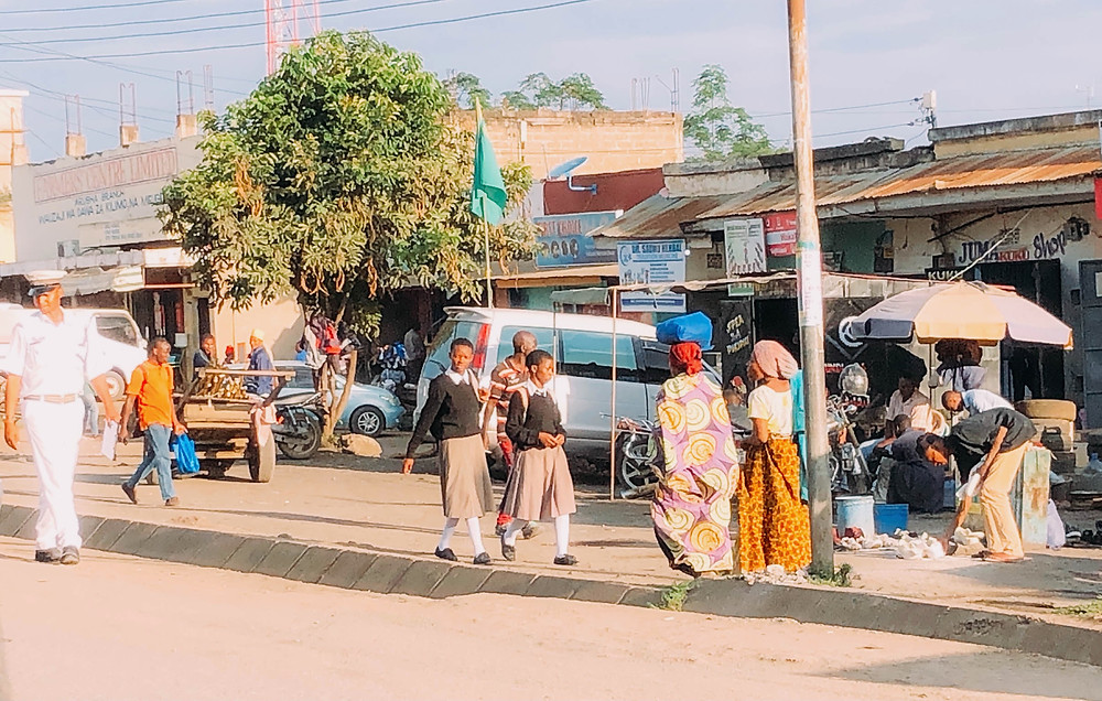 Daily life in Arusha