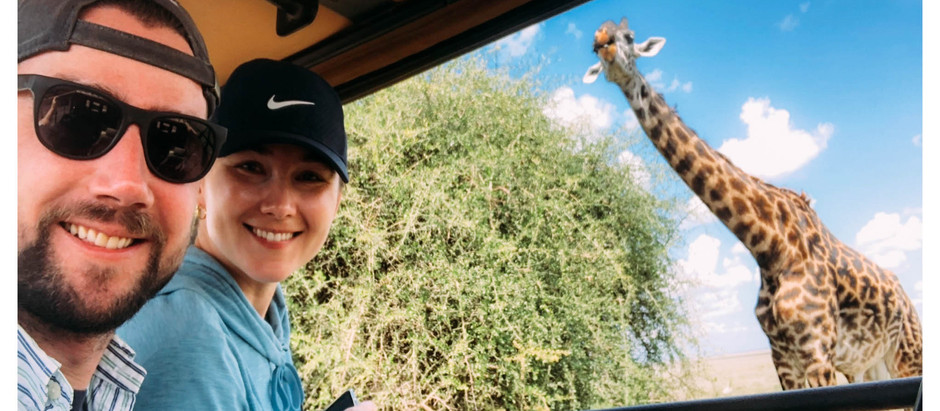 A Tanzanian Safari - Why and How We're Doing It