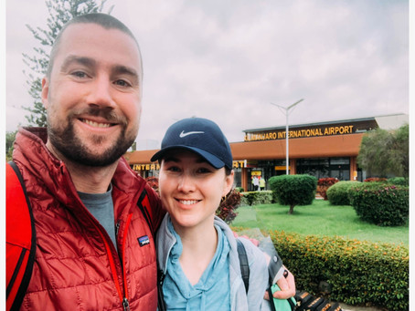 From Turkey to Tanzania - Off to Africa
