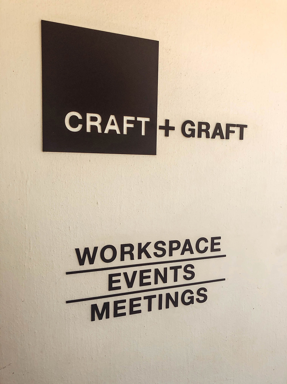Craft+Graft coworking in Cape Town