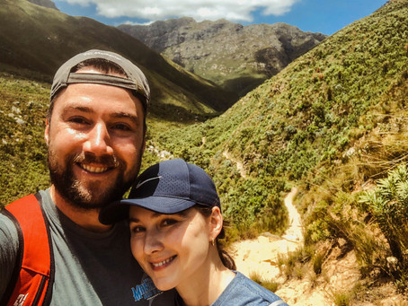 Hiking in Jonkershoek, Stellenbosch, and a Dry Tour