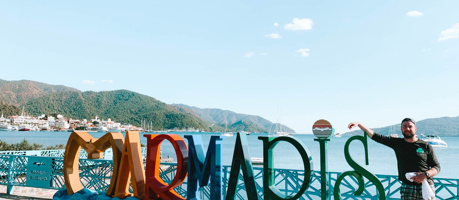 Afternoon Swims in Marmaris - A Mediterranean (Ghost) Town