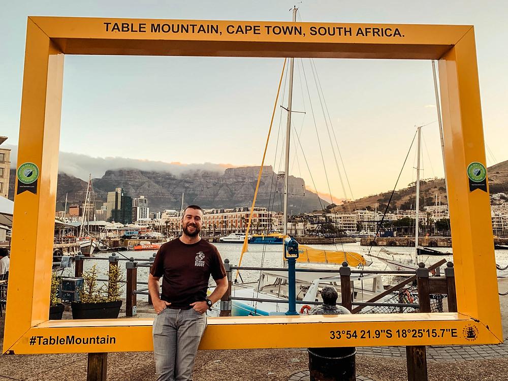 Initial strolls through Cape Town