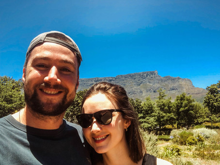 From Stone Town to Cape Town - Off to South Africa