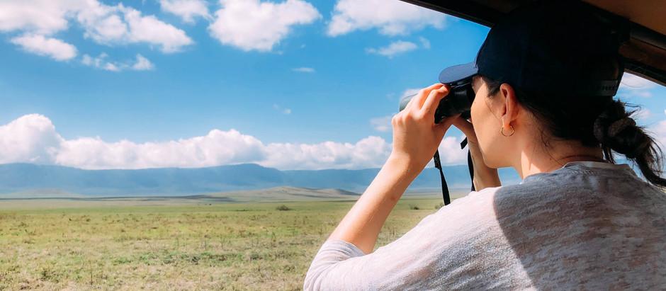 Ngorongoro Conservation Area - Safari Part 2
