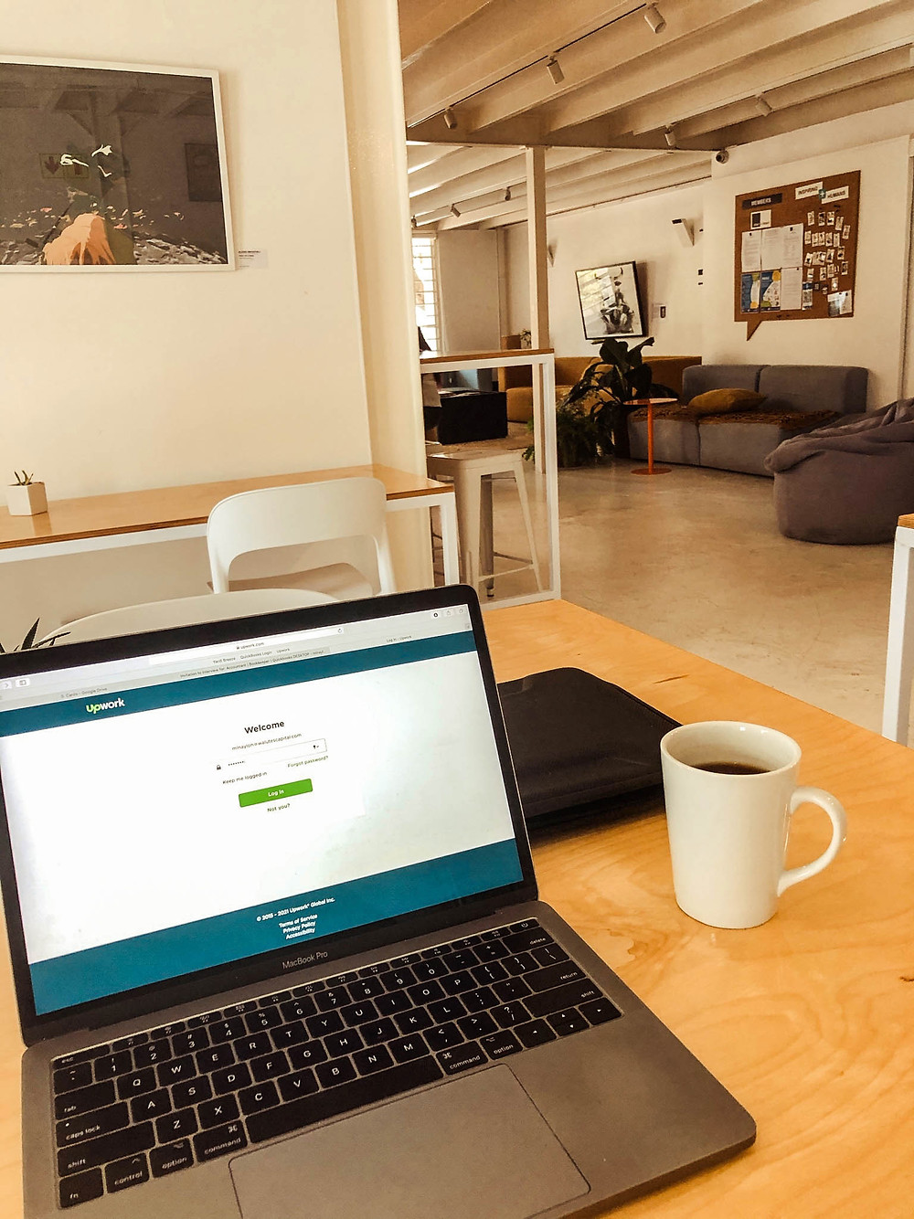 Finding a more productive workplace in Cape Town