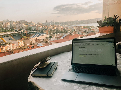 Working in Istanbul