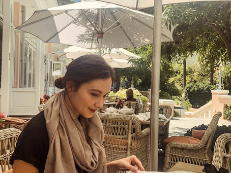 High Tea at the Mount Nelson - a Pretentious (but Fun!) Pastime