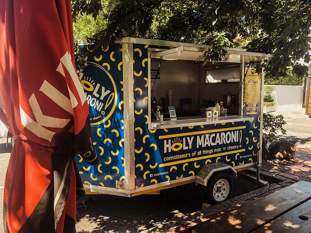Food trucks in the Gardens...