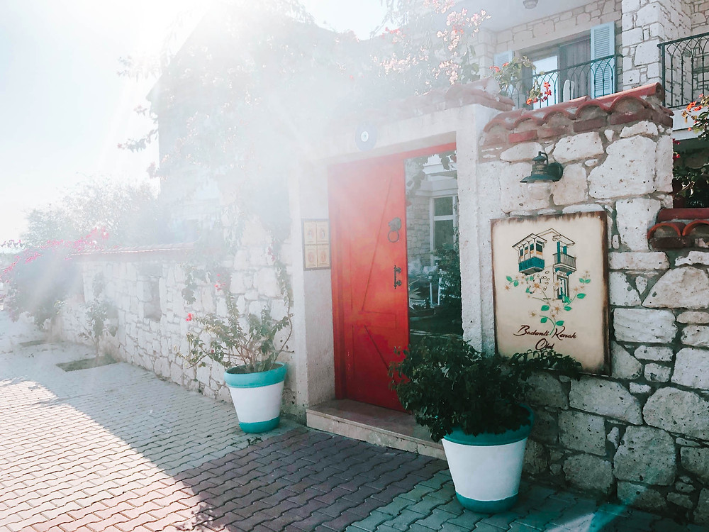A Datca hotel - perfect location in the heart of an outstanding town!