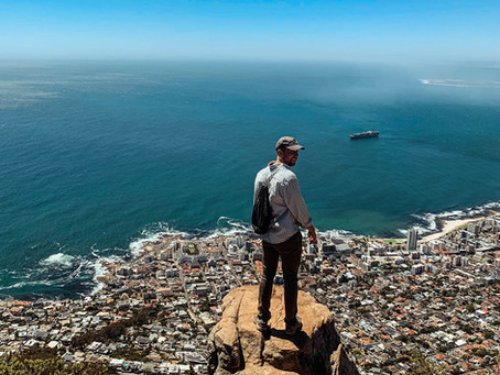 Hiking Lion's Head - Without a Hangover!