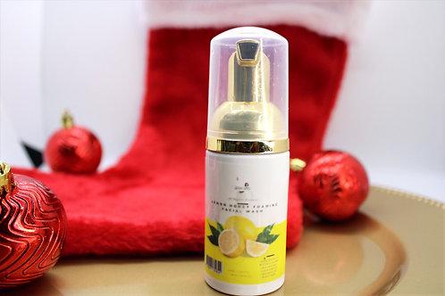 Lemon Honey Facial Wash