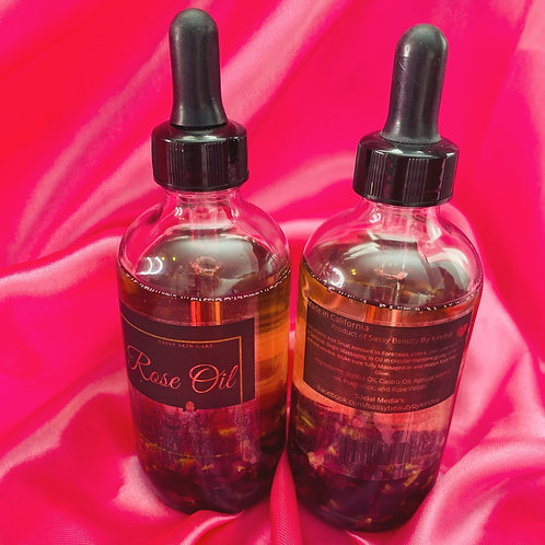 Rose Oil Face Serum
